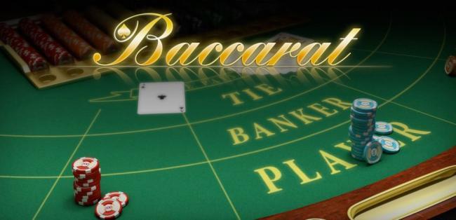 chơi bài baccarat online